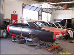 Celebrating 28 Years Kissu0027s Auto Body And Frame Shop Is YOUR Source For  Corvette Restorations, Classic Car Repairs And Restorations, Frame Work,  Body Shop, ...